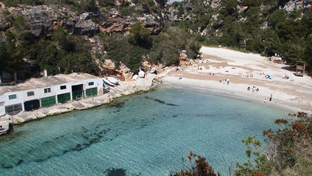 Cala Pi, una de las calas más bonitas de Mallorca
