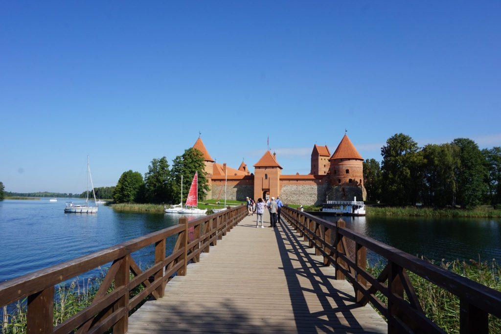 Trakai, una visita imprescindible en Lituania