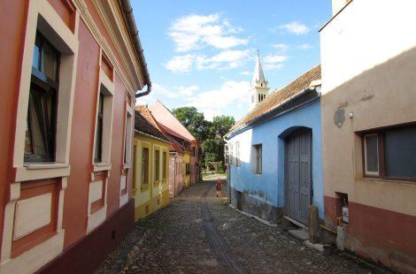 Qué ver en Sighisoara, Rumanía