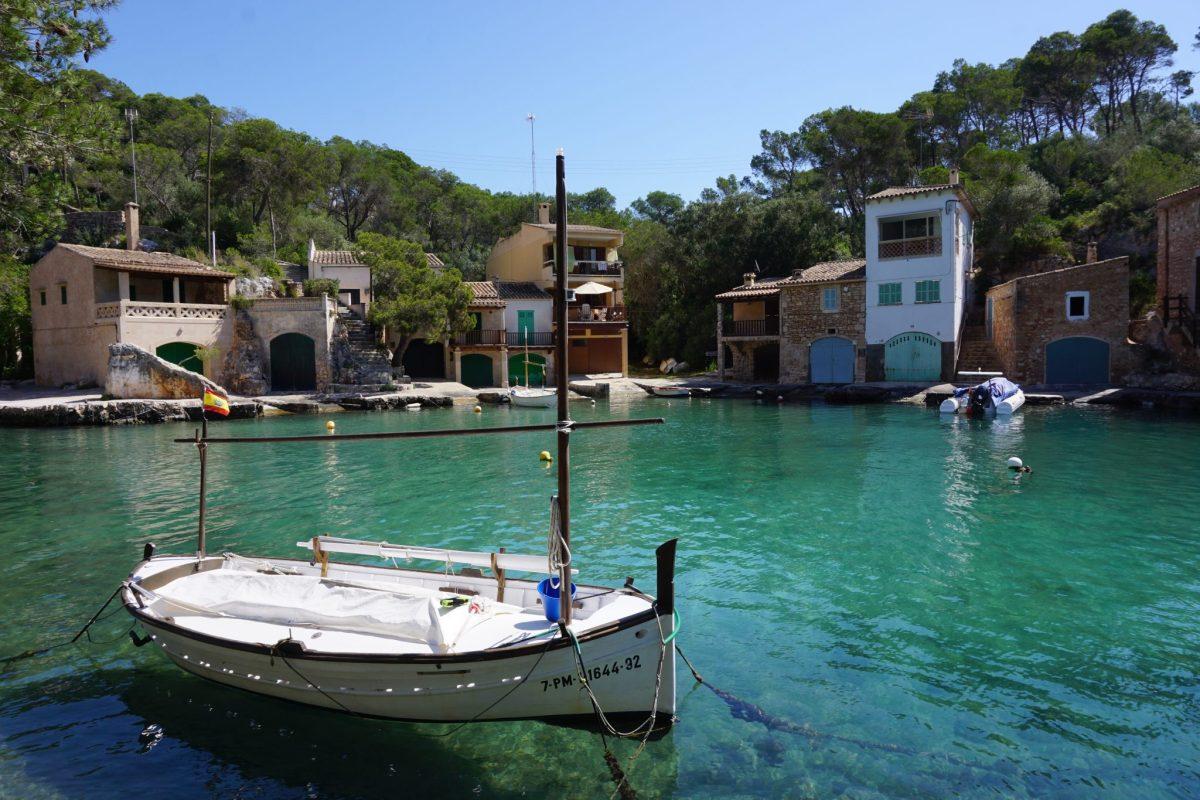 Puerto de Cala Figuera. Los puertos más bonitos de Mallorca