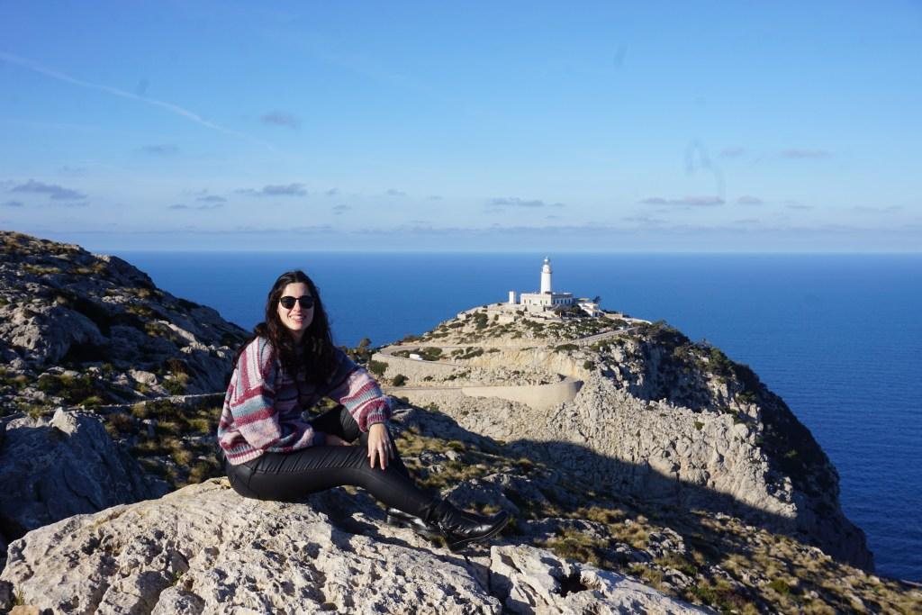 Faro de Formentor. Uno de los faros más bonitos de Mallorca