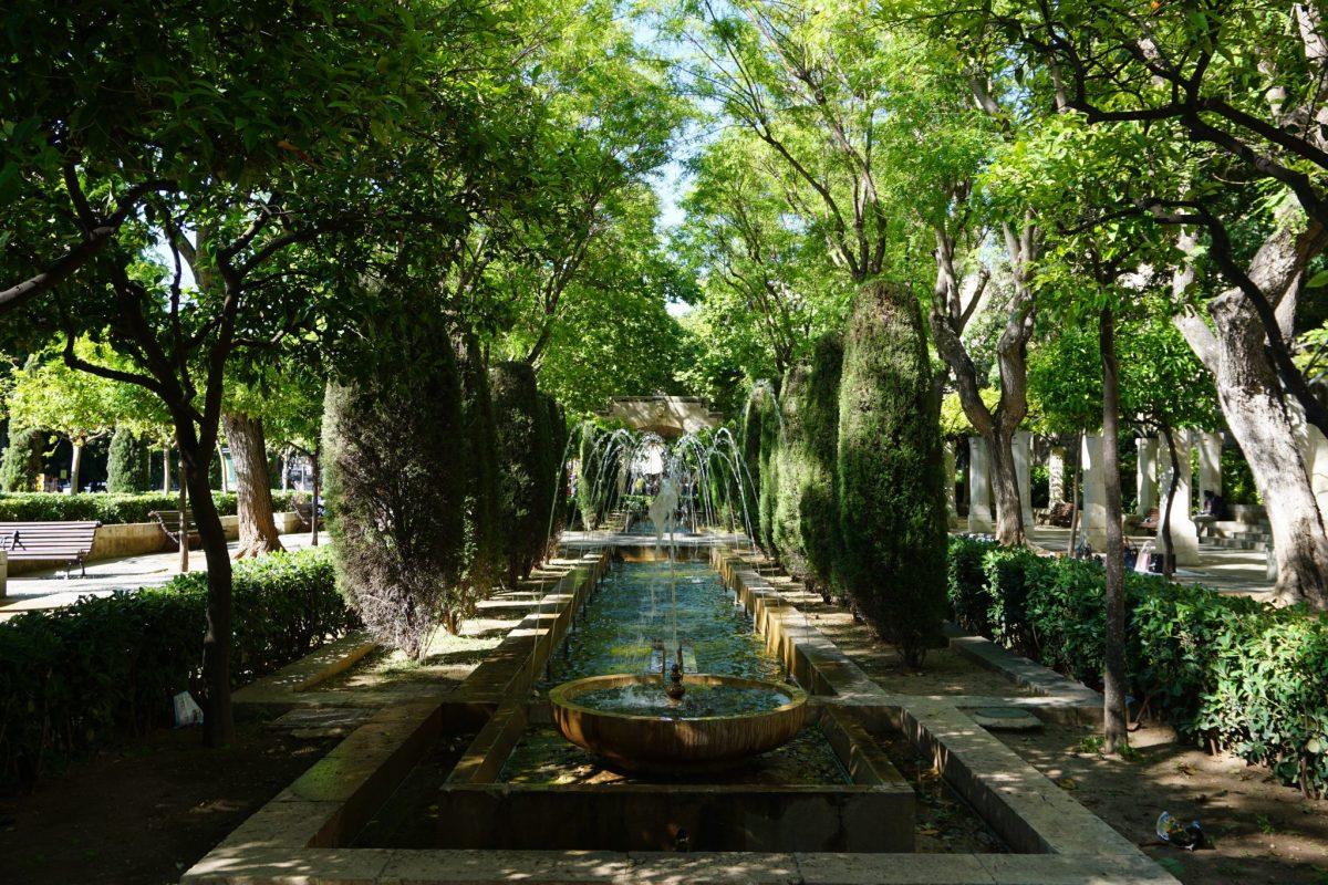 Jardin de s'Hort del Rei