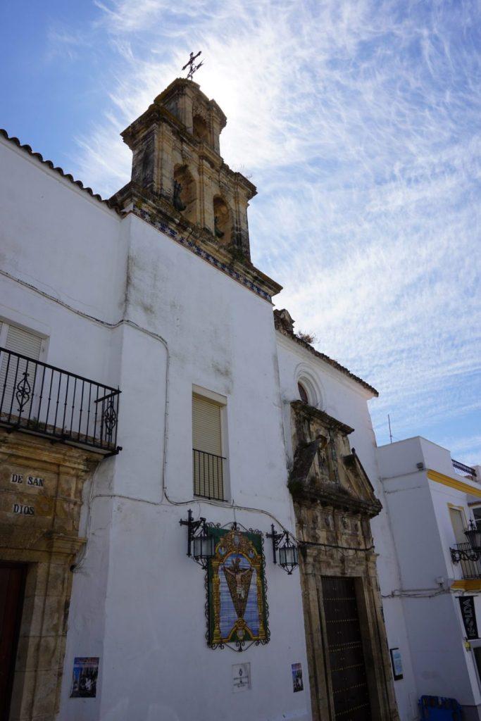 Iglesia de San Juan de Dios, Arcos de la Frontera