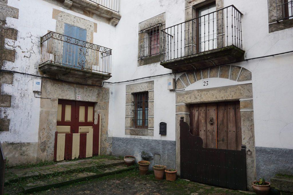 Batipuertas en Candelario, Salamanca