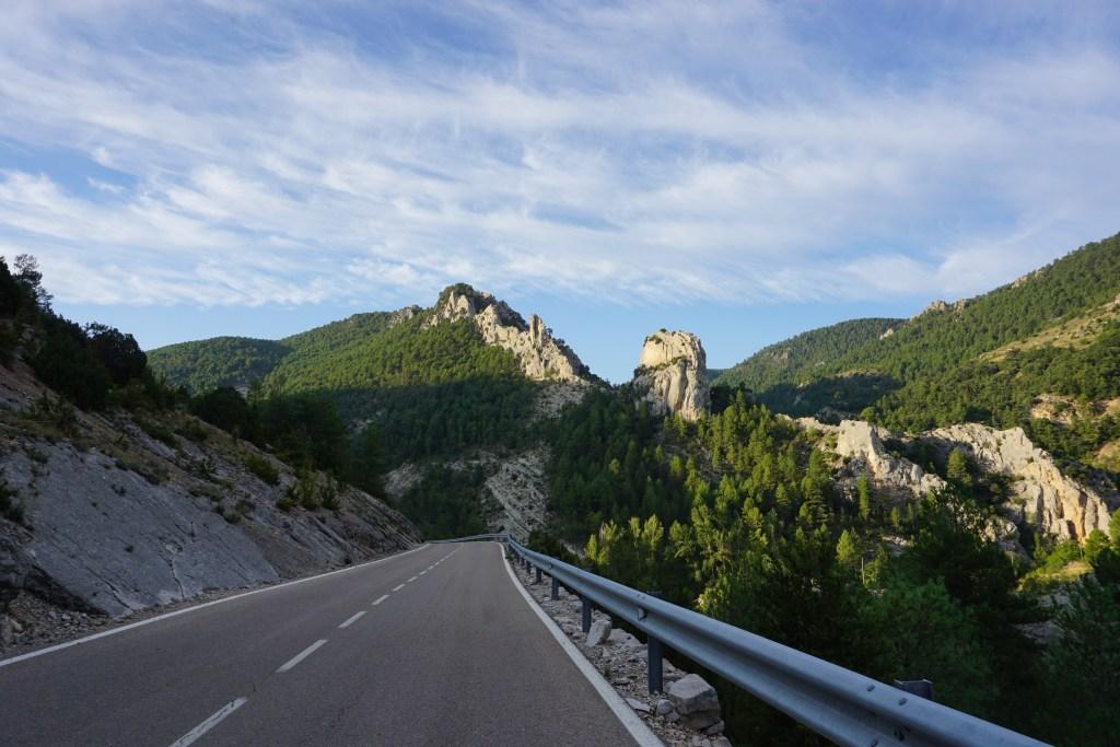 The Silent Route, Teruel