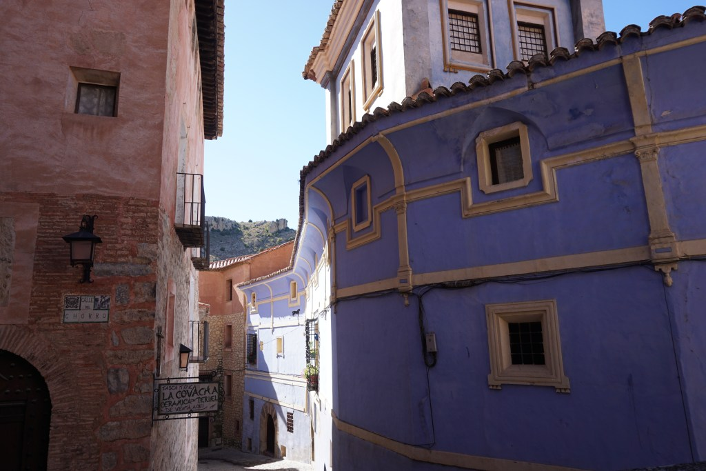 Casa Azul, Albarracín