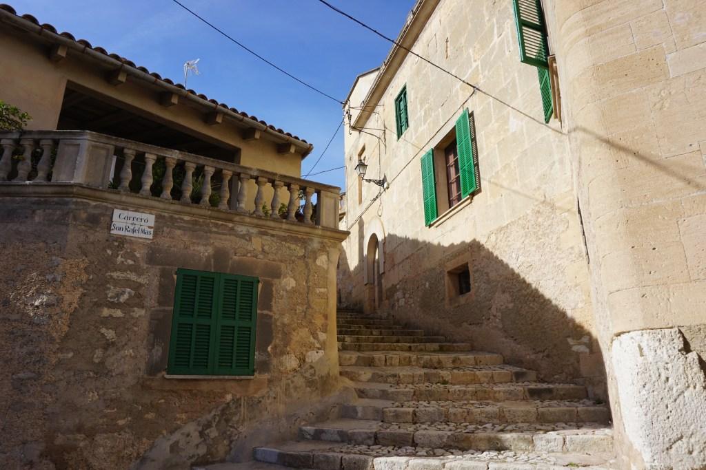 Calles medievales Montuiri