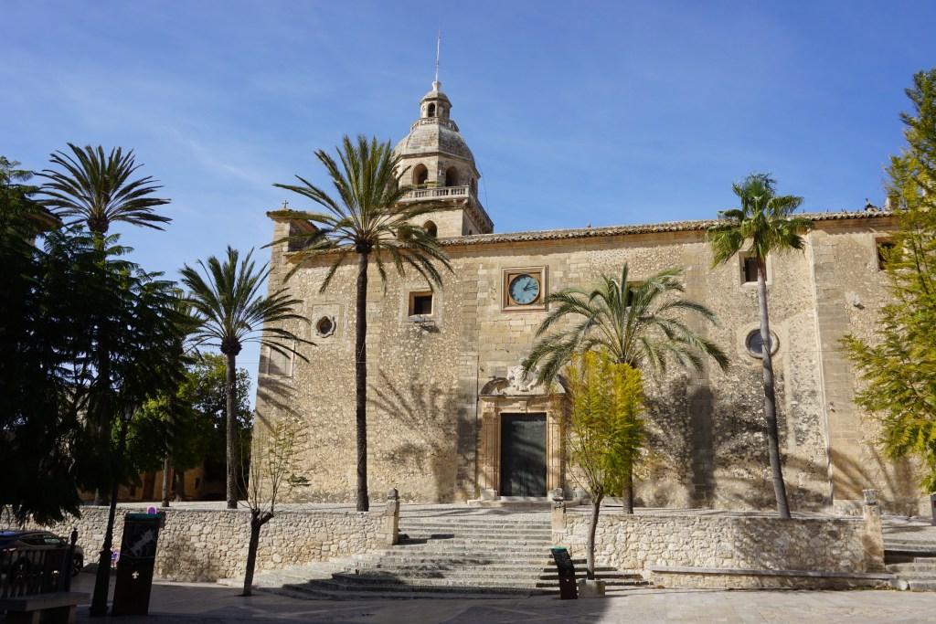 Iglesia parroquial de Sant Bartomeu