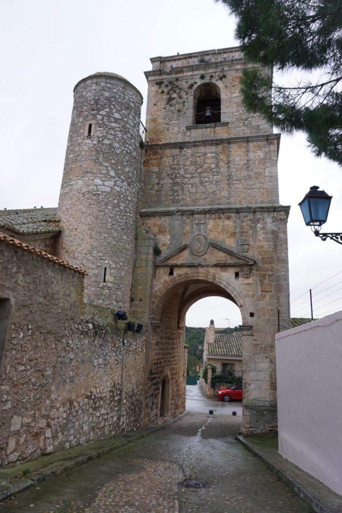 Torre de la Iglesia de la Santa Trinidad