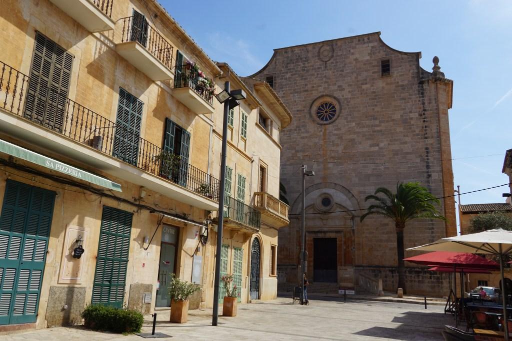 Iglesia parroquial de Santanyí