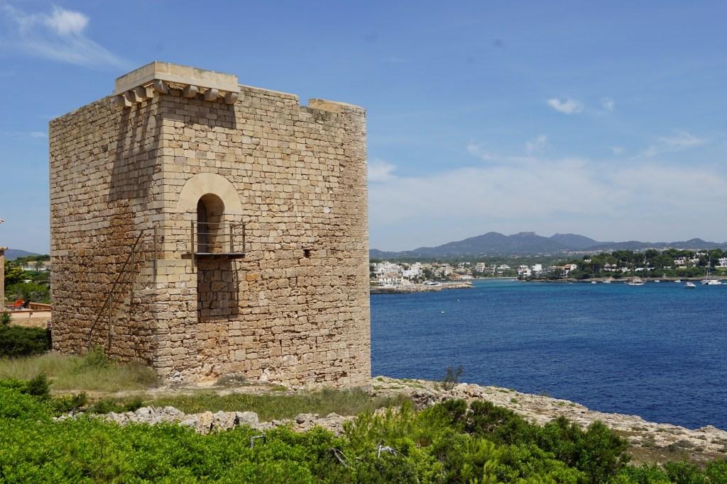 Torre de Portopetro, Mallorca