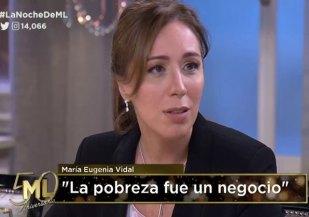 Vidal con Mirtha Legrand