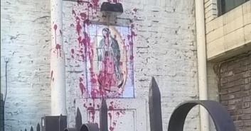 ataque Iglesia Medrano
