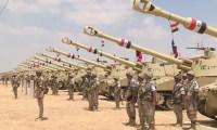 """الجيش المصري في المركز الـ12 بقائمة """"جلوبال فاير"""" لأقوي جيوش العالم لعام 2018"""