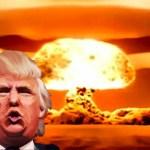 وثيقة سرية تكشف عزم ترامب ضرب الأعداء بالأسلحة النووية والرد على أي تهديد..مخاوف من كارثة عالمية