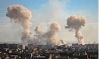 واشنطن بوست: الموت يتساقط علي الغوطة الشرقية مثل المطر