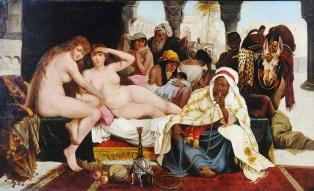 المرأة العربية في الفن التشكيلي.. بين توظيف الجسد وتفاعل الرمز