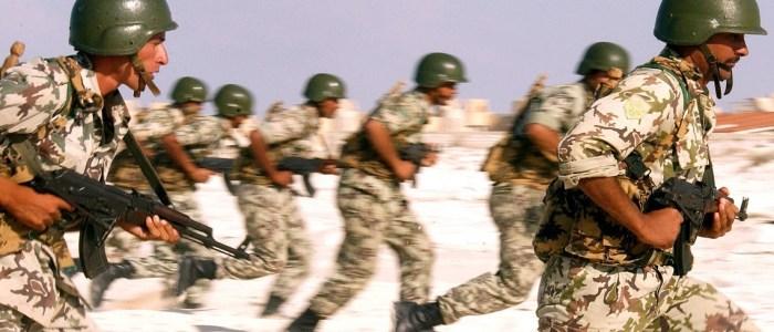 الجيش يقتل 19 تكفيرياً في سيناء