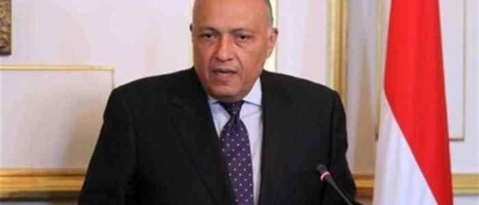 سامح شكري يؤكد حرص مصر على مواصلة المشاركة في مجال نزع السلاح