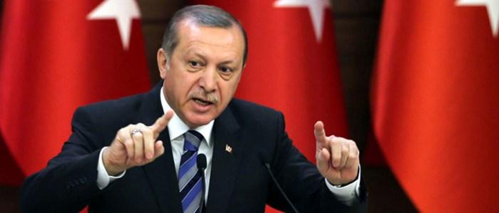 أردوغان: من الخطأ محاولة تأديب تركيا عن طريق التهديد