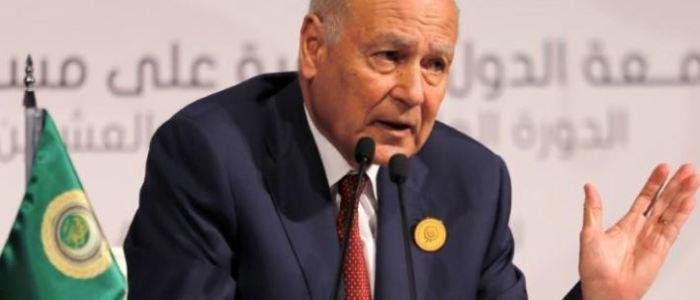 """وزراء الخارجية العرب يبحثون """"العدوان الإسرائيلي على الشعب الفلسطيني"""""""