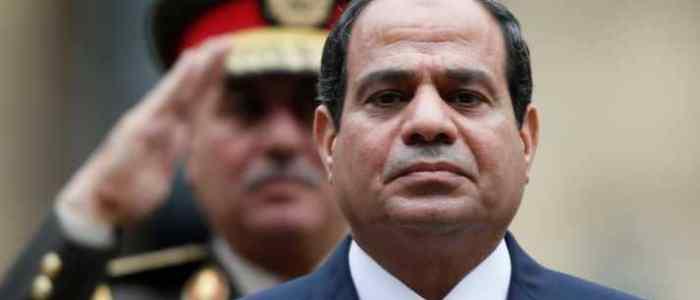 السيسي يصدر قرار زيادة المعاشات العسكرية
