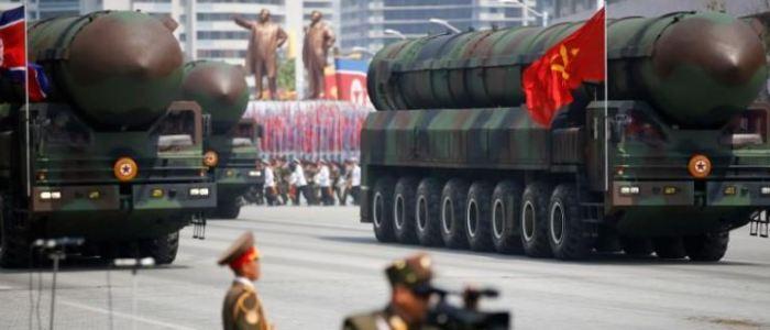 أمريكا طلبت من كوريا الشمالية مواد نووية عابرة للقارات