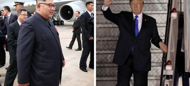 لقاء ترامب وكيم الاستثنائي.. بكين وصفته ببداية تاريخ جديد وباريس انتقدت سياسة الكيل بمكيالين عند واشنطن