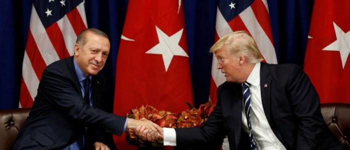 أردوغان: لن ننفِّذ «مطالب غير قانونية» بشأن قضية القس الأمريكي