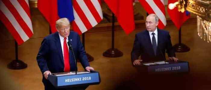 بوتين الفائز وترامب الخاسر في قمة هلسنكي