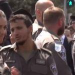 اشتباكات بين يهود متشددين والشرطة الإسرائيلية في القدس