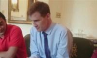 السفير البريطاني: مغادرتي مصر من اصعب الأشياء وفخور بفترة عملي