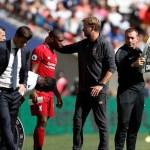 فوز ليفربول على نظيره الانجليزي توتنهام بثنائية مقابل هدف واحد