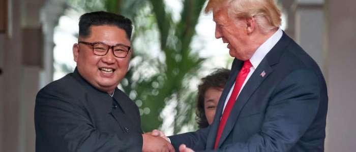 ترامب يحب زعيم كوريا الشمالية وسيلبي رغباته