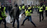 """فرنسا تدعو """"السترات الصفراء"""" إلى عدم التظاهر السبت"""