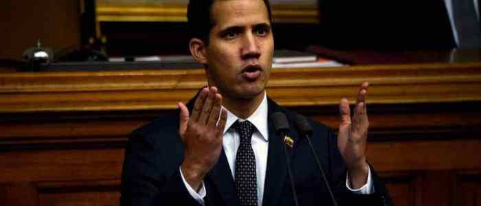 المخابرات الفنزويلية توقف رئيس البرلمان