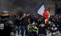 فرنسا: خسائر احتجاجات السترات الصفراء تقدر بــ170 مليون يورو