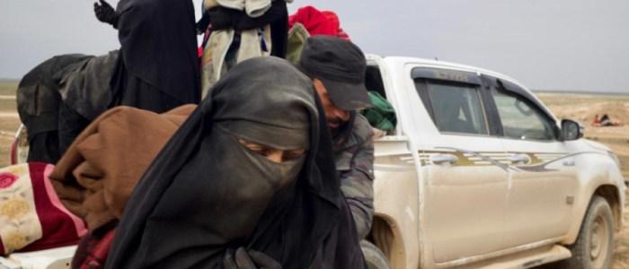 بومبيو يعلن رفض واشنطن لعودة عروس داعش للولايات المتحدة