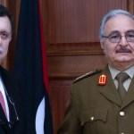 المشير خليفة حفتر يحكم قبضته بسيطرته علي ثلثي ليبيا الغنية  للنفط