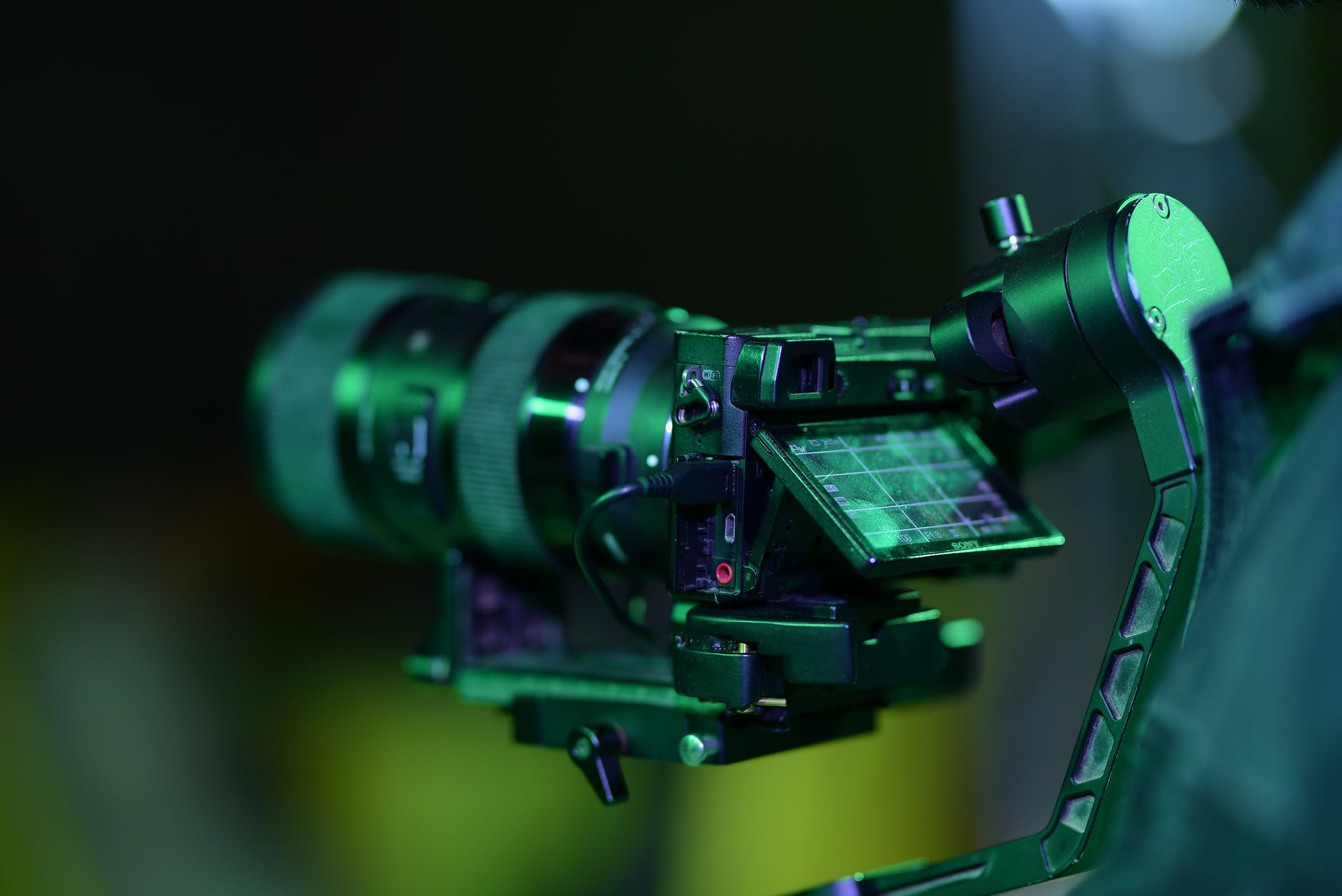 technology lens sony zoom