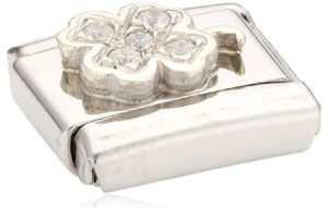 Nomination – 330304/07 – Maillon pour bracelet composable Femme – Argent 925/1000