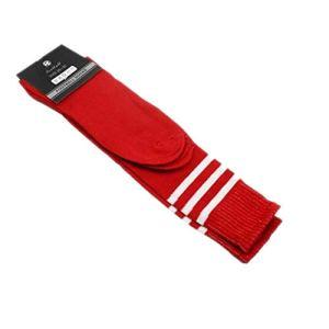 Peanutaor Chaussettes de Football Adultes Respirantes élastiques Anti-dérapantes Chaussettes de Sport pour Le Sport en Plein air