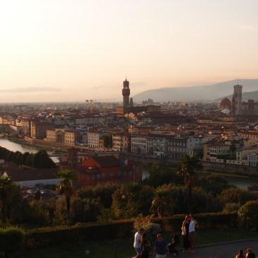Florence, de l'esprit et du goût
