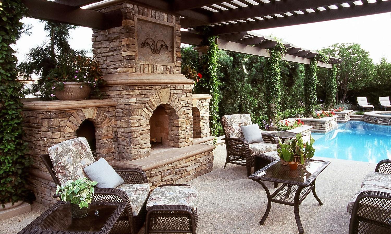 Sanctuary in the City - Eldorado Stone on Sequoia Outdoor Living id=83196