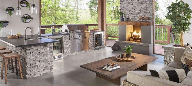 outdoor living - eldorado stone