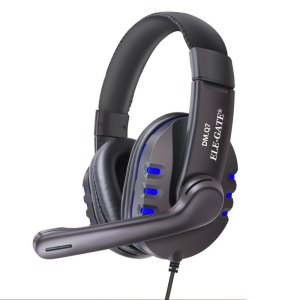Audifonos Diadema Gamer Usb Audio Xbox 360 Pc Ps4