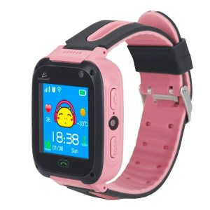 Reloj Inteligente Teléfono Smart Watch Niño Gps Chip Movistar
