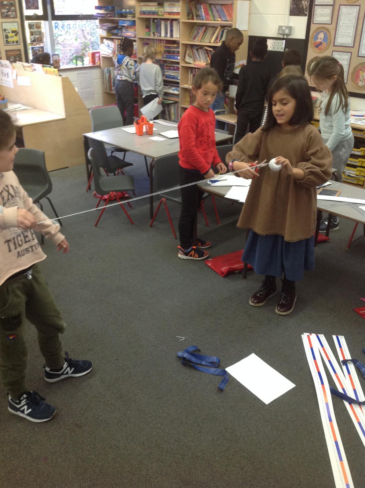 Maths Measurement Investigation