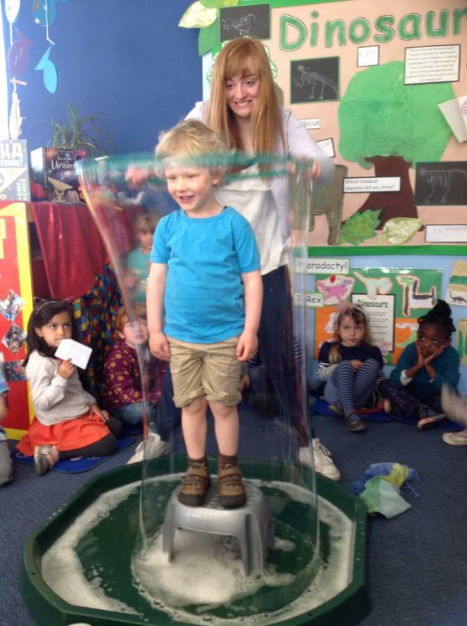 Bubble Bubble Toil And Trouble Eleanor Palmer Primary