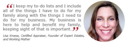 lisa kroese certified personal property appraiser